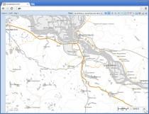 Картографическая основа Росгидромет