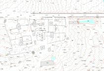 рис.3 Цифровой план полосы отвода в ГИС приложении